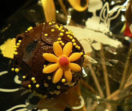 نحوه تهیه کیک چوبی شکلاتی مخصوص عید نوروز