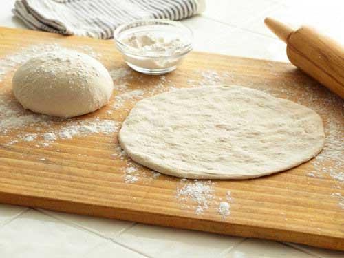 طرز تهیه پیتزاهای سبز عید نوروز
