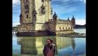 عکس های جدید علیرضا حقیقی در تور دور اروپا