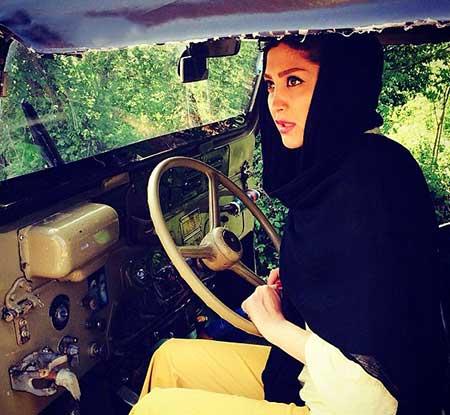 عکس های جدید و جالب مریم معصومی