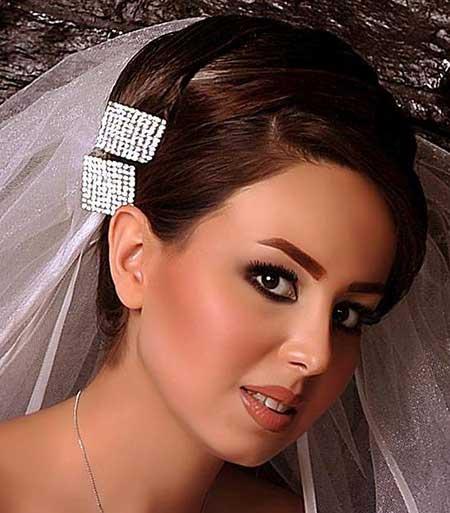 جدیدترین مدل های آرایش عروس سال 2017