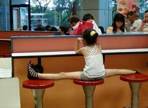 کاری های خنده دار یا احمقانه آسیایی ها