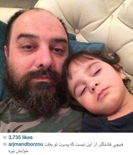 جدیدترین عکس های ناب چهره ها در شبکههای اجتماعی