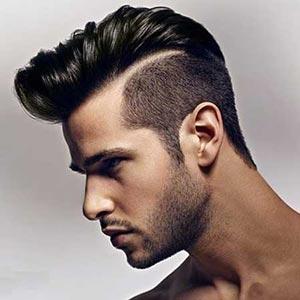 انواع مدل های جدید مو  مردانه و پسرانه 2018 -بخش اول