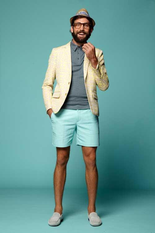 انواع مدل های جدید لباس مردانه برند Trina Turk
