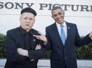 عکس های جالب بدل رهبر کره شمالی و اوباما