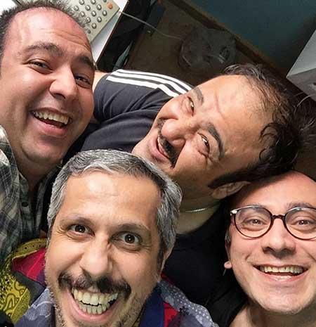 عکس های سریال در حاشیه مهران مدیری +خلاصه داستان