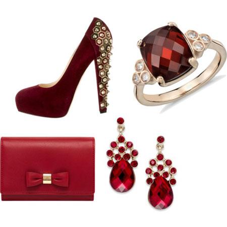 جدیدترین جواهرات به رنگ سال 2015