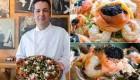 پخت گرانترین پیتزای جهان در رستوران یک فرد ایرانی +عکس