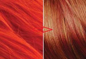پیشنهاداتی مناسب برای تغییر رنگ مو در نوروز 94 +عکس
