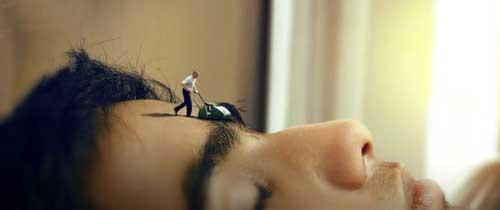 عکس های دستکاری شده جالب در فتوشاپ