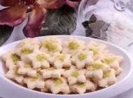 طرز تهیه شیرینی نارگیلی با آرد مخصوص ایام عید نوروز