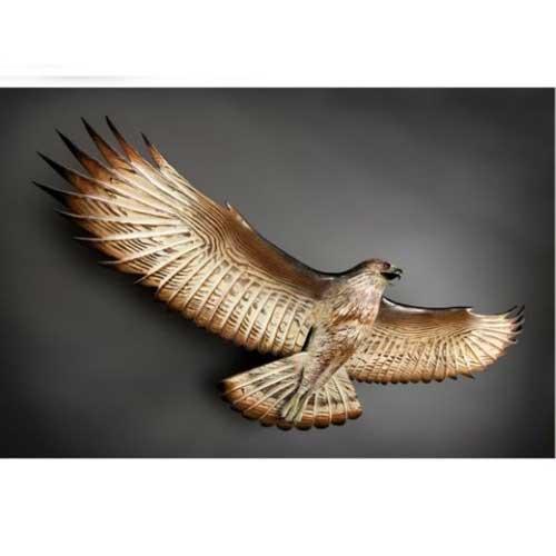 عکس های جالب مجسمه های چوبی زیبا از حیوانات
