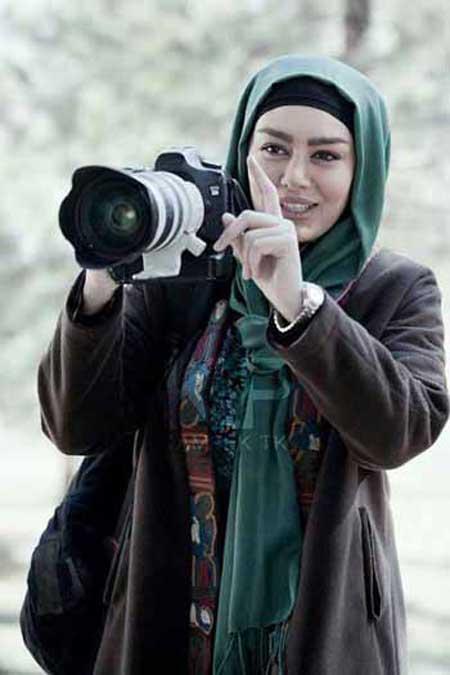 گفت و گوی نوروزی جالب با سحر قریشی +عکس