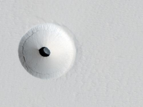 عکس های خارق العاده از سیاره مریخ
