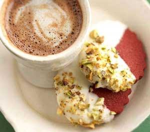 نحوه تهیه شیرینی کره ای قرمز مخصوص عید نوروز