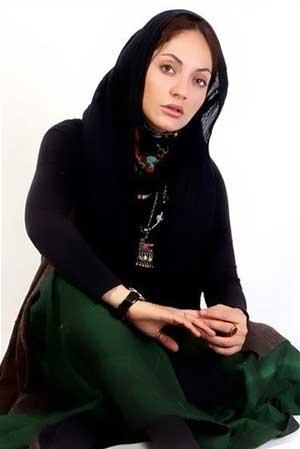 تیپ جدید مهناز افشار در سفر نوروزی اش به سوئيس! +عکس