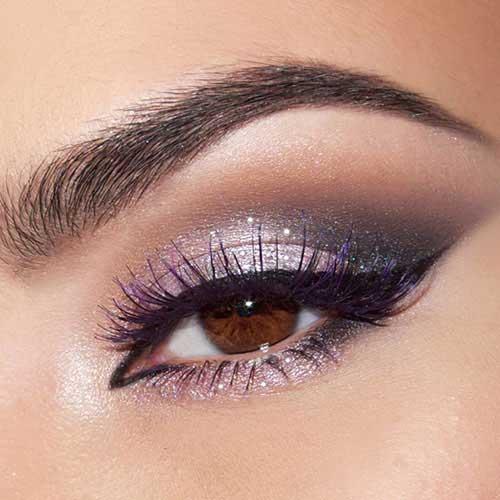 جدیدترین مدل های آرایش چشم و ابرو 1394
