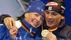 معروف ترین زوجهای ورزشکار در جهان +عکس