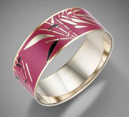 جدیدترین مدل های دستبند طلا و جواهرات سال 2019