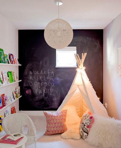 اتاق رویایی کودکان با ایده های رنگارنگ +عکس
