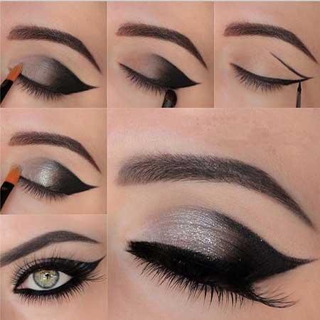 جدیدترین مدل های آرایش چشم جذاب و زیبا