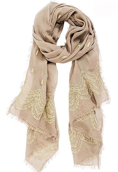 انواع مدل های جدید روسری متفاوت در سال جدید