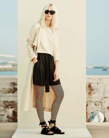 انواع مدل های جدید برند لباس منگو Mango برای بهار و تابستان 2015