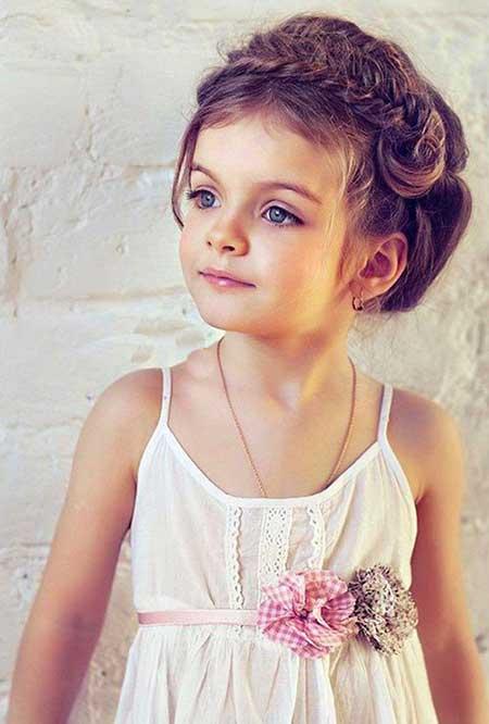 جدیدترین مدل های زیبای موی کودکان برای بهار 2015