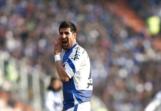 مصاحبه با بدشانس ترین فوتبالیست تاریخ ایران  عکس