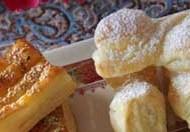 نحوه تهیه شیرینی زبان و پاپیون مخصوص عید نوروز 94
