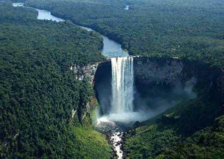 عکس های جالب زیباترین آبشارهای جهان