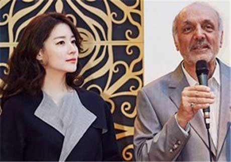 حضور یانگوم در مراسم عید نوروز 94 در سفارت ایران! +عکس