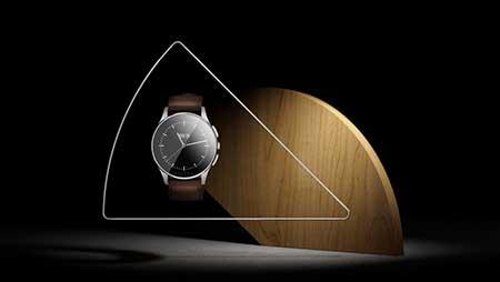 ساعت هوشمند جدید که در هر بار شارژ 30 روز کار میکند +عکس