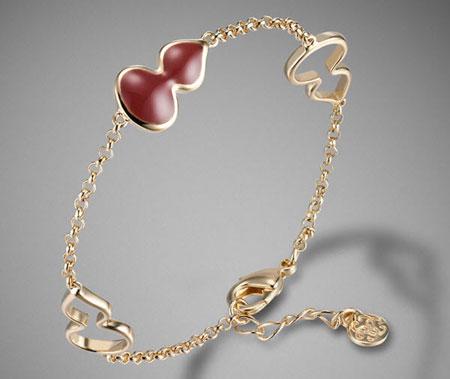 جدیدترین مدل های دستبند طلا و جواهرات سال 2015