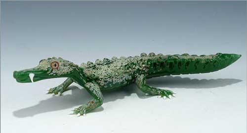 عکس های جالب حیوانات شیشه ای شگفت انگیز