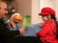 بنیامین بهادری و دخترش بارانا مهمان کلاه قرمزی شدند!