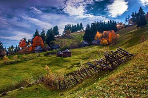 عکس های زیبا و جالب طبیعت زیبای رومانی