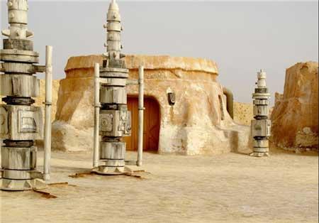 مکانهای فیلمبرداری برترین فیلمهای تاریخ جهان +عکس