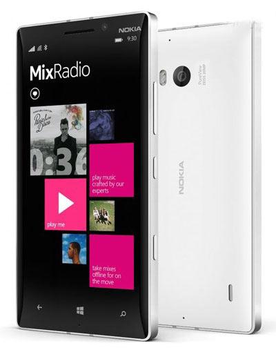 عکس و معرفی گوشی Nokia Lumia 930