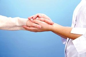 با بيماران بدون العلاج چگونه رفتار کنیم؟