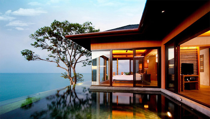 هتل های رویایی با ویو دریا و استخر های فوق لوکس
