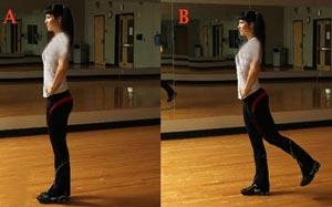 حرکات نرمشی برای سفت کردن ران و باسن