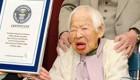 پیرترین انسان دنیا در کتاب رکوردهای گینس درگذشت