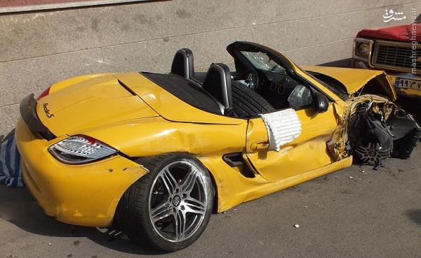 مصاحبه با با تنها بازمانده تصادف مرگبار BMW