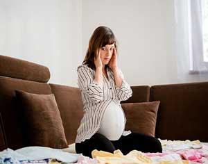 سردردهای میگرن در دوران بارداری