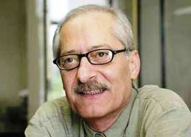مراسم تشییع حسین قندی استاد و پیشکسوت روزنامهنگاری