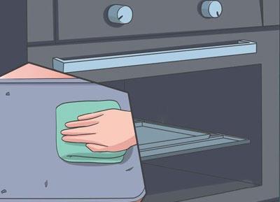 آموزش نظافت و زد عفونی کردن آشپزخانه