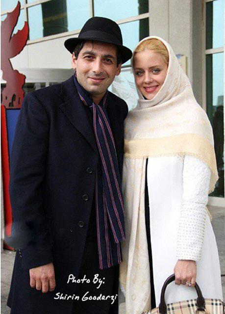 عکس حمید گودرزی و همسرزیبایش در یک رستوران چینی