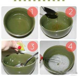 طرز تهیه ماسک خانگی برای کشیدن پوست